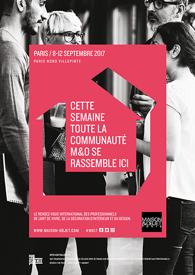 Salon maison objet paris du 8 au 12 septembre 2017 cfai - Salon paris septembre 2017 ...