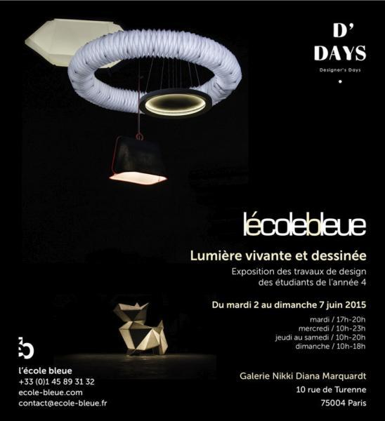 ECOLE BLEUE - D\'DAYS | CFAI